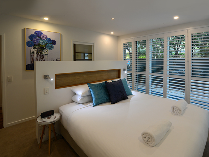 Byron Bay Penthouse Apartment Master Bedroom