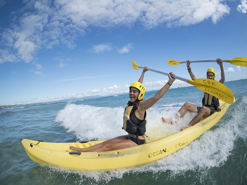 Cape Byron Kayaks, Byron Bay