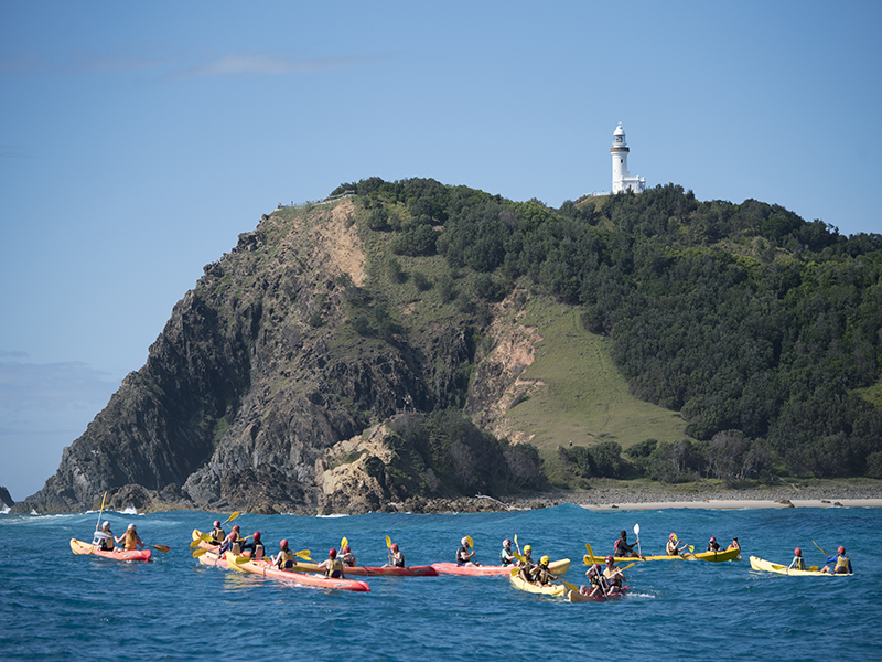 Cape Byron Kayaks - Byron Bay