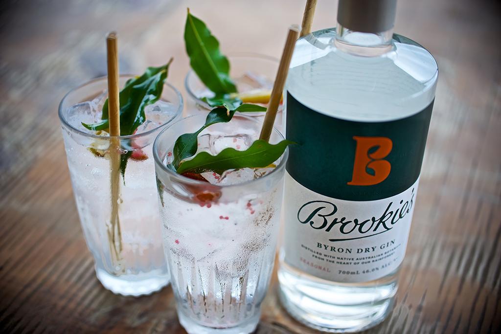 Brookies Gin and Tonic