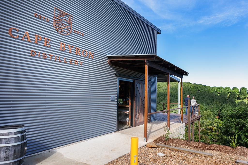 Cape Byron Distillery Cellar Door