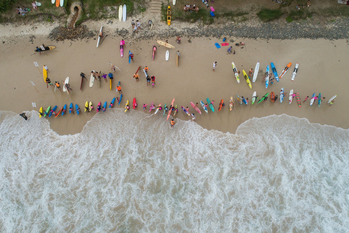 Byron Bay Wategos Beach Paddle
