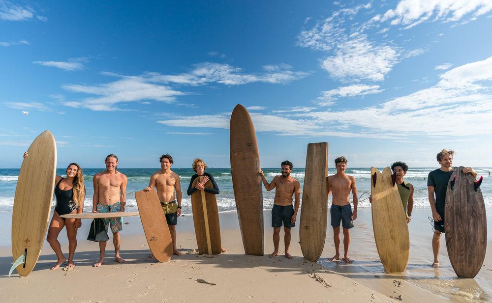 Hook up negozio di surf Byron Bay profili di incontri falsi più divertenti