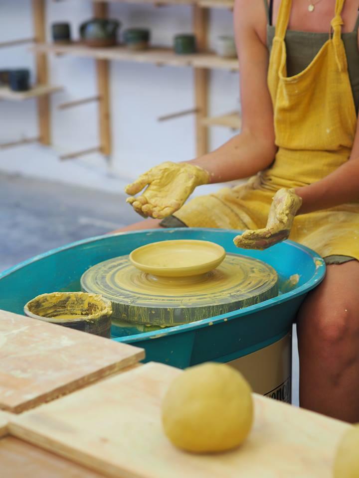 Byron School Of Clay Wheel Throwing