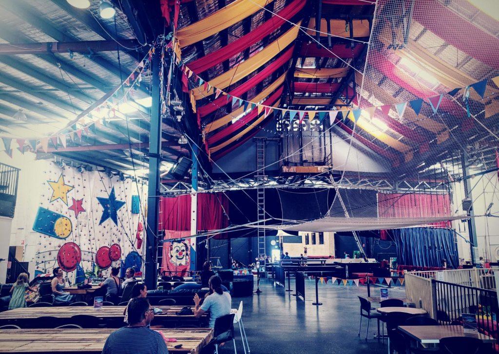 Circus Arts, Byron Bay