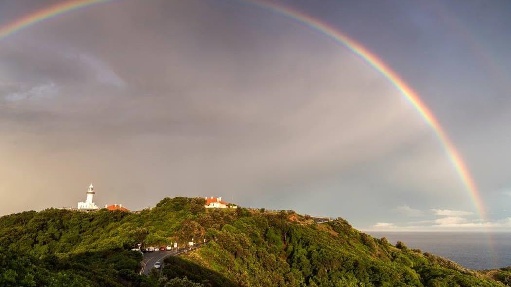 Byron Bay Rainbow