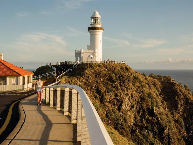 Cape Byron Lighthouse,