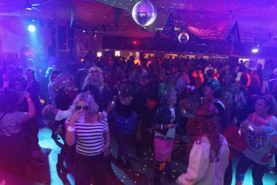 Bay Fm Disco Party