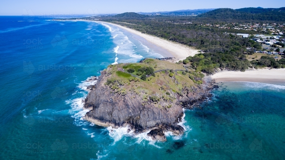 Cabarita Headland Andrew McInnes