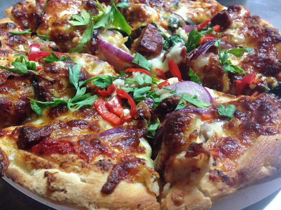 Legend Pizza Byron