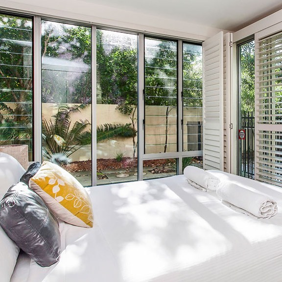 Bedroom Tropical Paradise Byron Bay